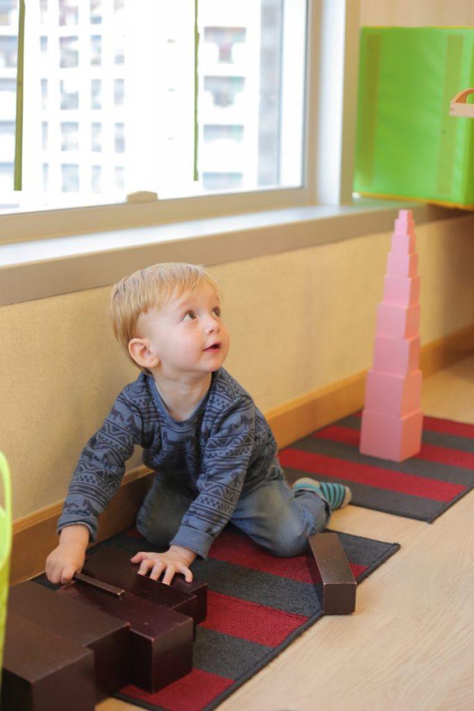 Island Children's Montessori House